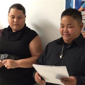 Guam rejects lesbian couple's marriage licenseapplication
