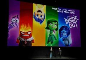 First Look: Pixar's 'Inside Out' leaves audience intears