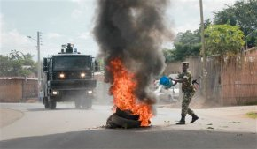Burundi Red Cross: 6 killed in anti-presidentprotests
