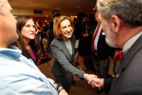 In New Hampshire, Fiorina outlines foreign policyspecifics