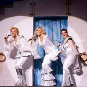 After musical, movie, here comes 'Mamma Mia!' therestaurant