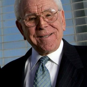 Robert Schuller turned drive-in movie ministry to megachurch