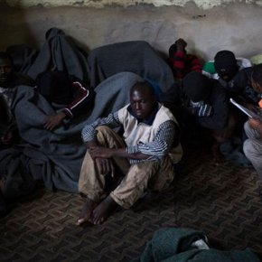 In Libya's anarchy, migrant smuggling a boomingtrade