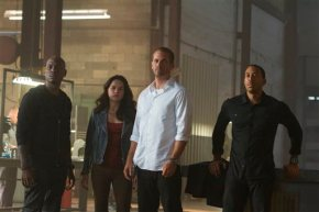 'Furious 7′ races past expectations with $143.6million