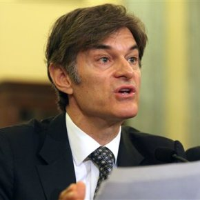 Physicians want Dr. Oz gone from Columbia medical faculty