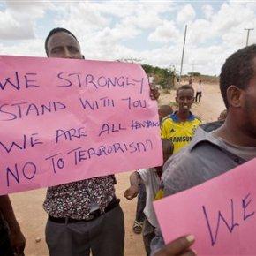 Pope condemns Kenya school attack as 'senseless brutality'