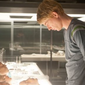 Review: A visionary sci-fi thriller is born in 'Ex Machina'