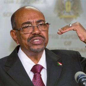 Sudan's al-Bashir re-elected with 94 percent ofvote