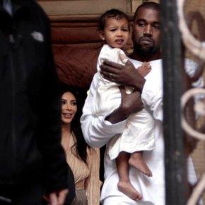 Kim Kardashian, Kanye West visit famed church inJerusalem