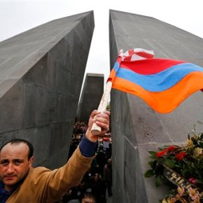 Armenia marks centennial of killing of 1.5million