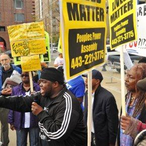 Developments in tensions between police andcommunities