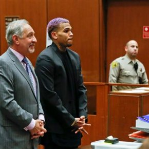 Judge Ends Chris Brown's Court Saga Over Rihanna Attack