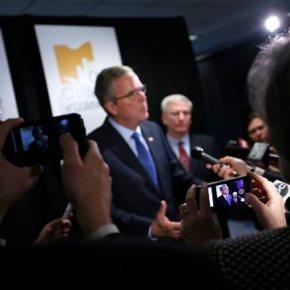 Republican Jeb Bush in Ohio speech: I'm 'my ownperson'