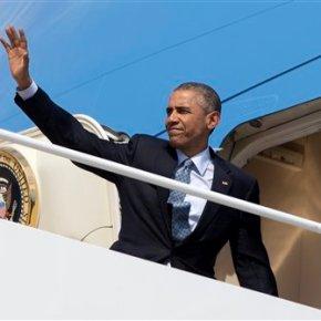 Utah visit leaves Obama 1 state short of50