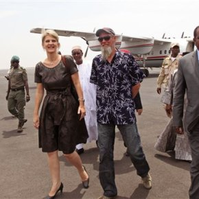 Dutch ex-hostage heads home after rescue in Mali