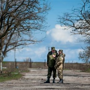 Fighting picks up in war-torn eastern Ukraine