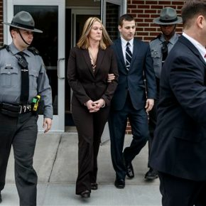 Officer charged with killing unarmed driver lyingfacedown