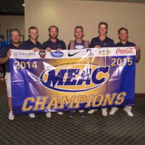 GEORGIA REGENTS UNIVERSITY AUGUSTA WINS 2015 MEAC MEN'S GOLF CHAMPIONSHIP