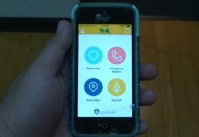 NSU adopts LiveSafeapp