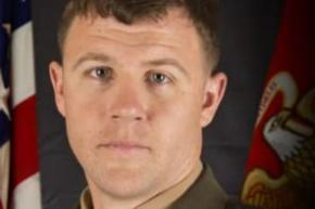 Decorated Marine killed in Fl. training accident buried at Arlington National Cemetery