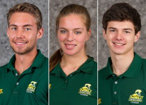 Grauel, Pejic, Cvjetkovic earn MEAC weekly tennis honors