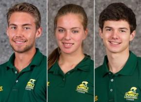 Grauel, Pejic, Cvjetkovic earn MEAC weekly tennishonors
