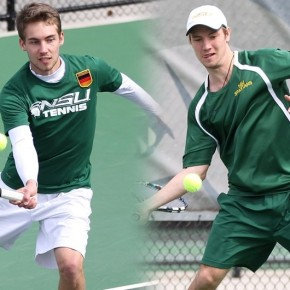 Grauel, Domnik Garner 2nd Team All-MEAC Honors