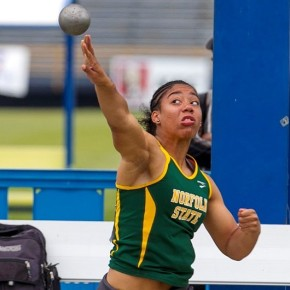 Howell's 2 Top-10s, School Record Highlights for NSU Women at PennRelays
