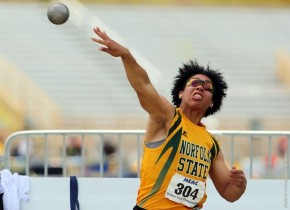 Howell leads the way for NSU Women at ColonialRelays