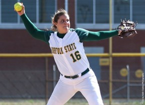 Riley named MEAC Pitcher of the Week