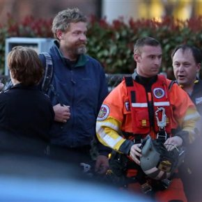 Man reported missing at sea for 66 days reunites withfamily
