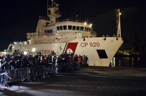 Libya chaos spurs human smuggling, government spokesman says