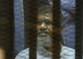 Court sentences ousted Egypt president to 20 years inprison