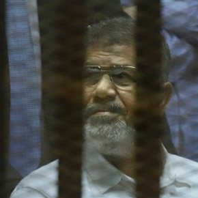 Court sentences ousted Egypt president to 20 years in prison