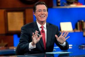Stephen Colbert getting Army award for civilian service