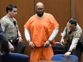 "Former Rap Music Mogul ""Suge"" Knight Ordered to Stand Trial, Taken to Hospital"