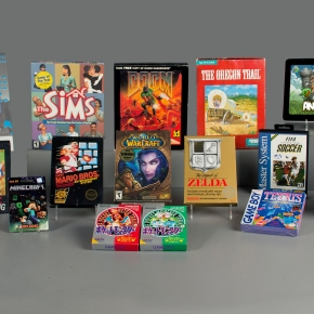 Nominees announced for new World Video Game Hall ofFame