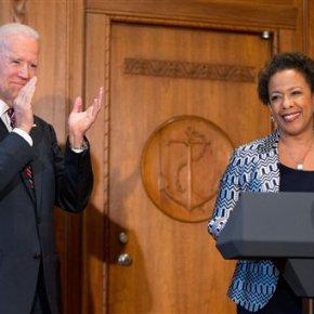 Loretta Lynch sworn in as new US attorneygeneral