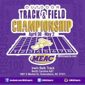MEAC To Host 2015 Men's And Women's Outdoor Track & Field Championships