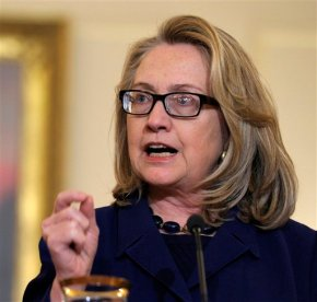 Sliver of Clinton emails hint at lingering political trouble