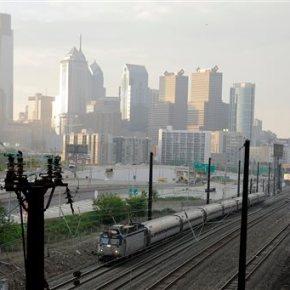 Amtrak trains back in service between Philadelphia, NewYork