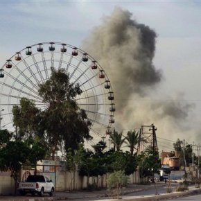 Analysis: Against IS, airstrikes may notsuffice