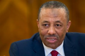 Gunmen try to kill Libya's recognized prime minister
