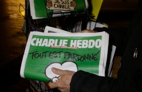 French school newspaper threatened over Charlie Hebdo issue