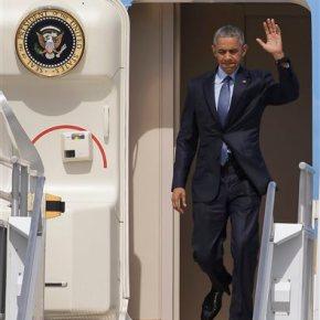 Obama raises money in Miami for DemocraticParty