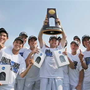 Virginia takes 2nd NCAA men's team tennis title in 3 years