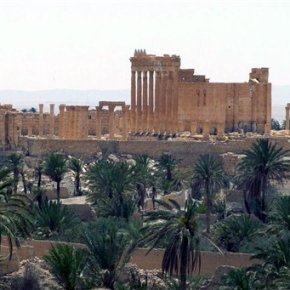 Islamic State seizes ancient town of Palmyra inSyria