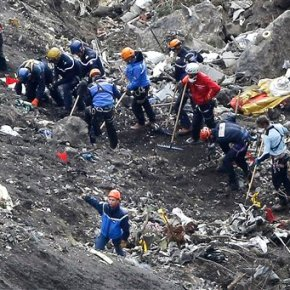 Remains of all 150 Germanwings crash victims areidentified