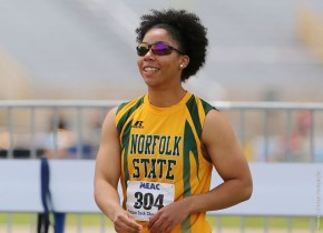 Howell Wins MEAC Discus Title