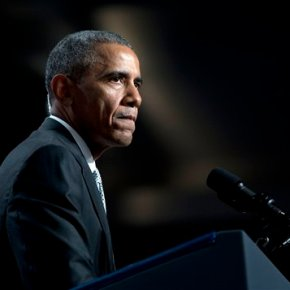 Obama rejects mass shootings as 'new normal' in America